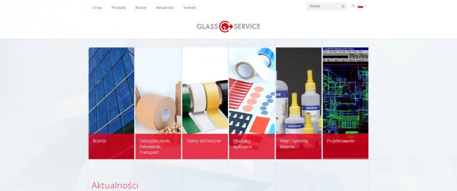 Glass - Service - strona główna