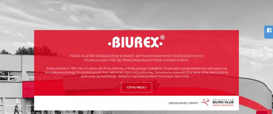 Biurex - strona główna