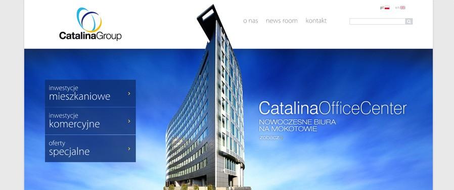 Catalina Group - strona główna