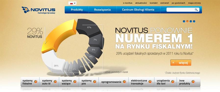 Comp SA Oddział Novitus - strona główna