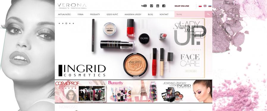 Verona products professional - Strona Główna